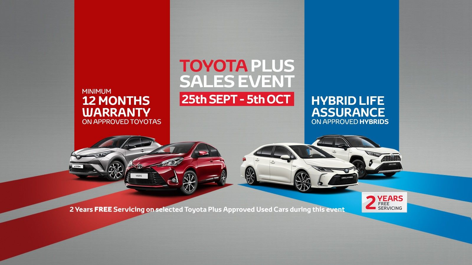 Toyota Plus Used Cars